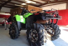 Kawasaki Arctic Cat Custom
