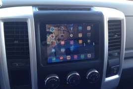 2009 Dodge Ram iPad Mini
