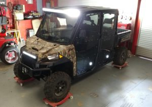 LED Lighting Polaris Ranger XP