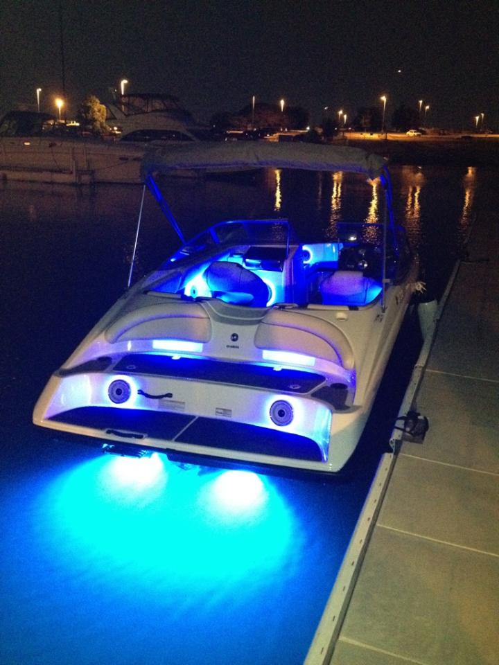 Marine Led Lighting Next Gen Audio Video