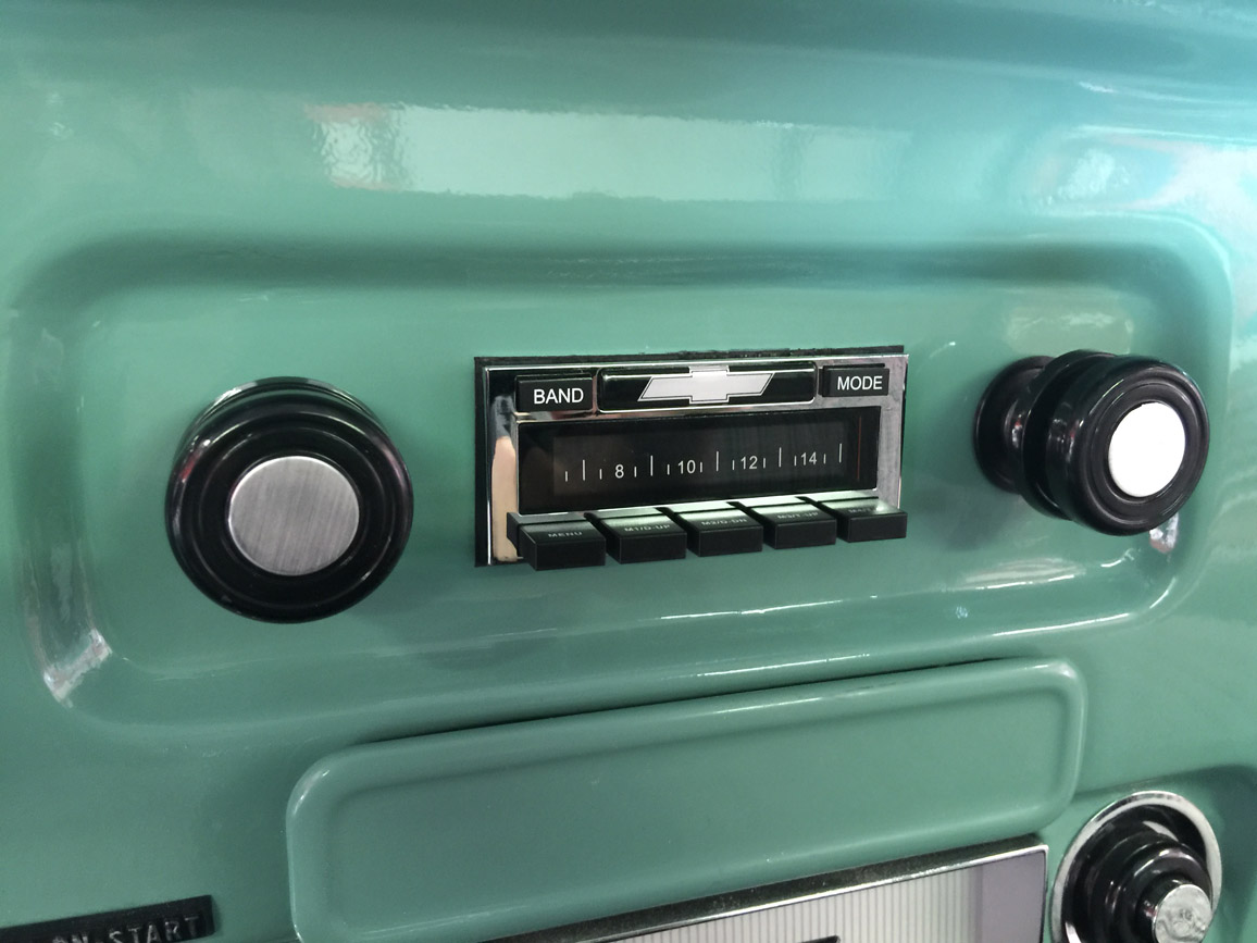 1969 Chevrolet C10 Gets An OEM-Style Radio Back! - Next ...