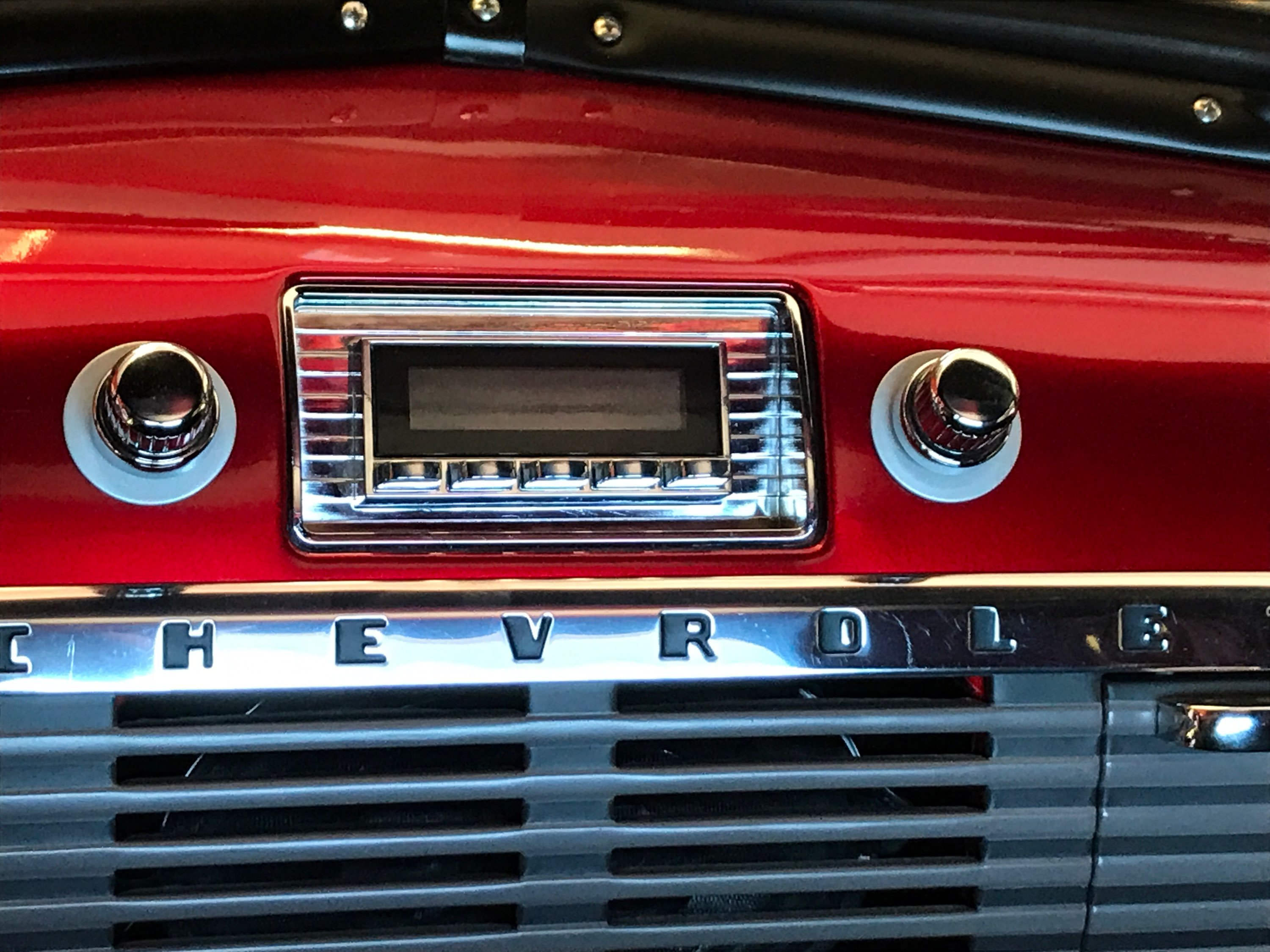 Classic Chevy Truck Stereo Upgrade - Next Gen Audio Video